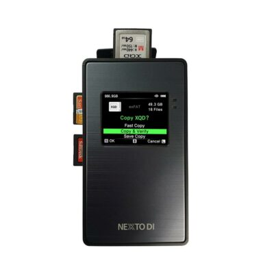 NextoDI NPS-10-XQD Backup Storage