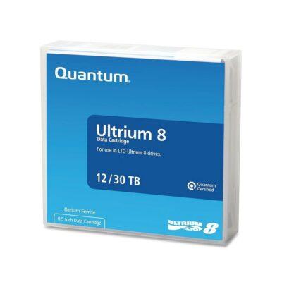 Quantum LTO Ultrium Data Cartridge LTO8