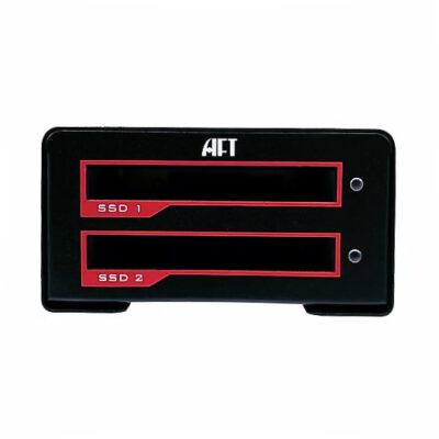 BLACKJET VX-2SSD Dual Bay SSD Media Dock