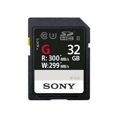 Sony G-Series SD UHS-II Card