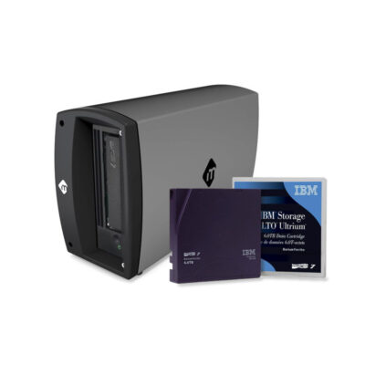 mLogic mTape Thunderbolt3 LTO-7 with YoYottaID for macOS