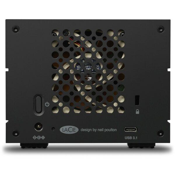 LaCie 2big USB-C RAID